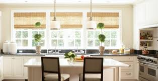 kitchen window treatments. Exellent Kitchen Your Kitchen Can Be The Star Of Your Home With These Four Window  Treatment Ideas If You Are Like My Family It Is Everyoneu0027s Favorite Place To Be  Intended Kitchen Window Treatments H