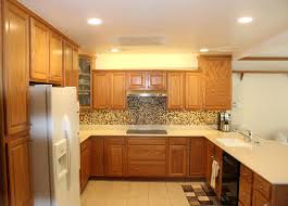 kitchen cabinet recessed lighting ceilg recessed under cabinet lighting