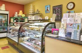 Cupcake Shop Interior Design Concepts