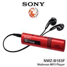 Máy Nghe Nhạc Sony Walkman MP3 NWZ-B183F | Bộ nhớ trong 4GB