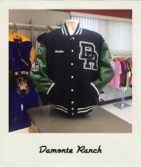 damonte ranch letterman