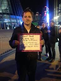 Sturgill Simpson Busks for a Cause at the 2017 CMA Awards | CMT