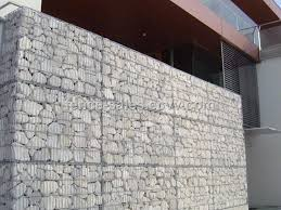 Small Picture 126 best gabion walls images on Pinterest Gabion wall Walls and