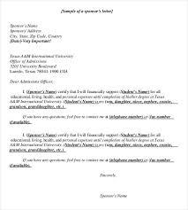 Format Of A Sponsorship Letter Amazing 48 Sponsorship Letter Templates PDF DOC Free Premium Templates