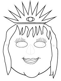 Maskers Maken Tijger Bluejustspace