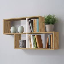 furniture floating wall mounted display
