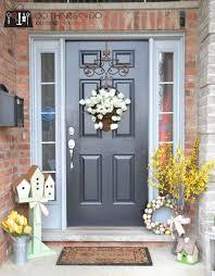 Birdhouse Display - National DIY Day. Halloween WreathsBird HousesDisplay  IdeasFront PorchesFront ...
