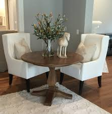 36 inch round dining table 36 inch wide