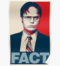 the office posters. FACT Poster The Office Posters
