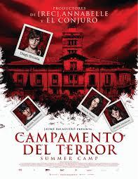 El campamento del terror (2015)