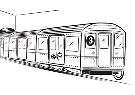 subway train drawing.  Train Subway Clipart Simple Train Banner Royalty Free Download To Train Drawing Y