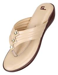 Ladies Chappal New Design 106801 Ladies Chappal Online Shopping Footware Leather