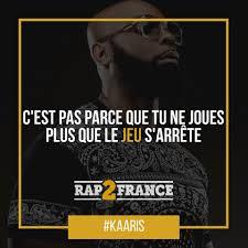 Rap Français Kaaris Facebook