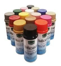Brillo Color Spray Nu Life Leather Vinyl Plastic Renew 4 5 Oz