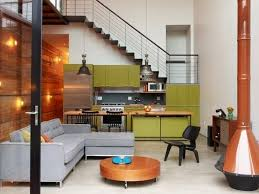 Kitchen Living Room Step Up Your Space With Clever Staircase Designs Hgtv Best Living