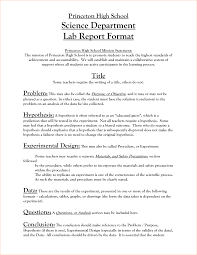 How to write a plan and design experiment Exclusive Getaways    Lab Report Write Up