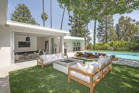 ryan tedder house. Exellent Tedder The Backyard Has Stylish Furniture And Lush Landscaping Create Seamless  Indooroutdoor Flow And Ryan Tedder House B