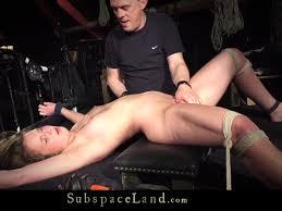 Fetish young slave girl domination