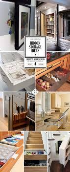 Hidden Storage Ideas: James Bond and Home Decor | Home Tree Atlas