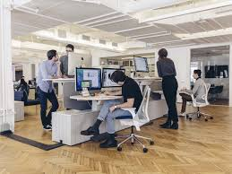 graphic design office. Everything About The Way We Work Is Changing Heres How Graphic Designers Have Their Own Area Office Design