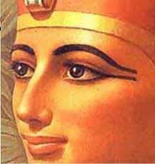 ancient egyptian eye makeup photo 1