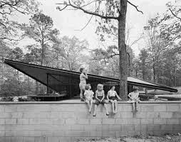 Image Eiffel Tower Catalano House Eduardo Catalano Raleigh Nc 1955 Ujecdentcom The Photographer Who Made Architects Famous The Picture Show Npr