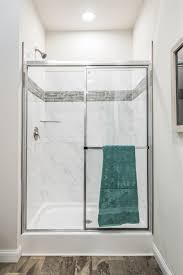 54 ceramic shower with or without seat