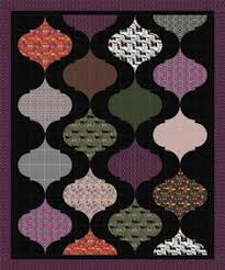 Drunkards Path Quilt Pattern Delectable Modern Drunkard's Path Block The Crafty Quilter Fiber And Fabric