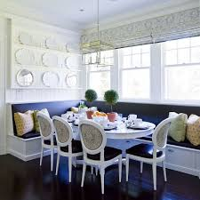 banquette furniture with storage. View In Gallery Blue And White Banquette Dining With Built-in Storage Underneath [Design: Thornton Designs Furniture D
