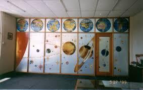 art fiberglass wall art and partition panels