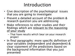 Introduction To Psychology Essay I Want Money Today Alabama Homework Help Essays Writing