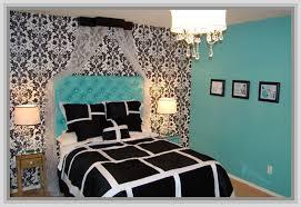Black Damask Bedroom Ideas