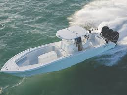 Dream Catcher Yachts Dream Catcher Charters is Getting a New Yellowfin 100′ Center 99