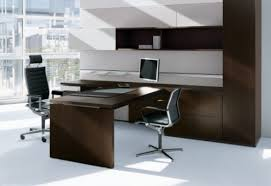 office decoration. Elegant And Excellent Home Office Decoration Idea With Smart Modular Desk