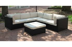 Northlight Outdoor Furniture Sectional Sofa Set with Cushions