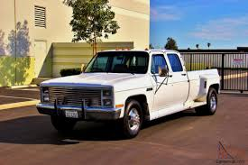 GMC Sierra 3500 Crew Cab Dually-1 Owner-Clean-Certified- ***MAKE ...