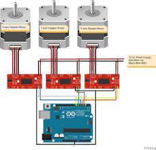 mini arduino cnc arduino project hub schematics and circuit diagram