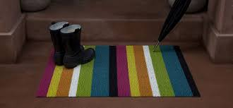 Flooring: Cozy Interior Floor Design With Chilewich Floor Mats ...