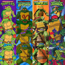 Ninja turtles cartoon ...