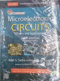 Microelectronic Circuits Microelectronic Circuits Theory And Applications 6th