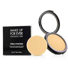 make up for ever pro finish multi use powder foundation 125 pink beige loading zoom