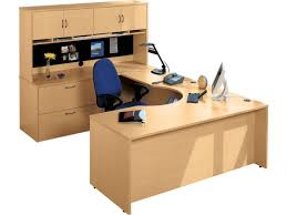architecture hyperwork curved corner u shaped office desk hpw 1100 desks intended for idea 11 pine
