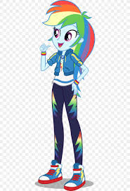 Equestria Girls Character Designs Rainbow Dash My Little Pony Equestria Girls Applejack Png