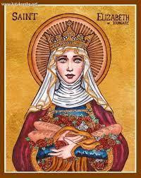(fransiskus andri suryadi) landasan biblis: Renungan Santa Elisabeth Dari Hungaria Janda