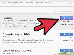If you have the hangouts. How To Install The Google Hangouts Plugin 9 Steps With Pictures