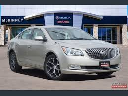 Buick Regal for Sale in Plano, TX 75074 - Autotrader
