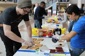 Cecs Industrial Engineers Make 327 Sandwiches For Homeless Cecs