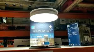 costco ceiling lights led ceiling light w smart sense costco kitchen ceiling lights costco ceiling