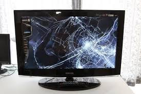 vizio tv cracked screen repair. vizio tv cracked screen repair
