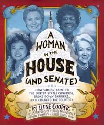 a woman in the house and senate nonfiction kids book